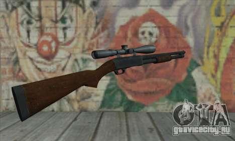Shotgun Model 12 для GTA San Andreas второй скриншот