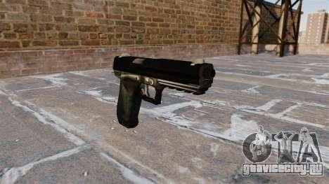 Пистолет Bauer 1980 SOCOM для GTA 4