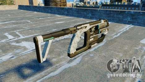Пистолет-пулемёт K-Volt v2.0 для GTA 4 второй скриншот