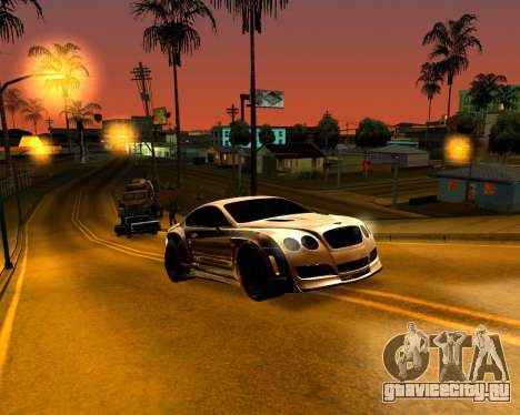 ENB для слабых PC для GTA San Andreas третий скриншот