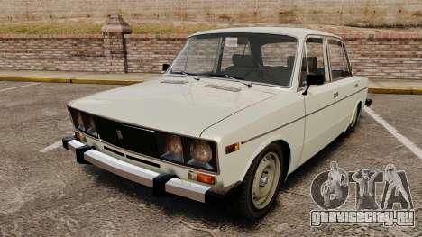 ВАЗ-2106 Жигули для GTA 4