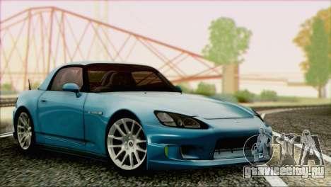 Honda S2000 Daily для GTA San Andreas