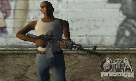 AK47 для GTA San Andreas третий скриншот