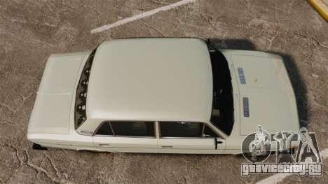 ВАЗ-2106 Жигули для GTA 4 вид справа