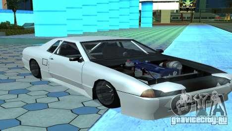 Elegy 280sx v2.0 для GTA San Andreas вид слева