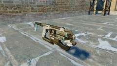 Пистолет-пулемёт K-Volt v2.0