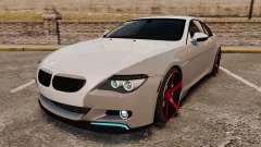 BMW M6 Vossen для GTA 4
