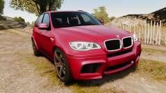 BMW X5M v2.0 для GTA 4