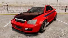 Sultan R-S для GTA 4