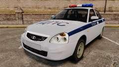 ВАЗ-2170 Полиция для GTA 4