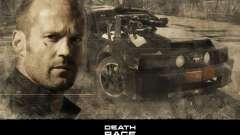 Загрузочные экраны Death Race