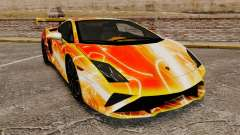 Lamborghini Gallardo 2013 Red Light для GTA 4