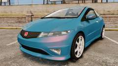 Honda Civic Type R 2007 для GTA 4