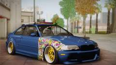 BMW M3 E46 Hellaflush купе для GTA San Andreas