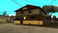 Современный дом Сиджея v1.0