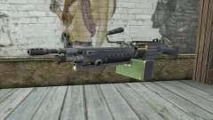 M16 из Postal 3 для GTA San Andreas