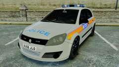 Vauxhall Astra Metropolitan Police [ELS] для GTA 4
