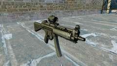 Пистолет-пулемёт MP5 RIS Nom900a