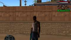 C-HUD by Santoro для GTA San Andreas