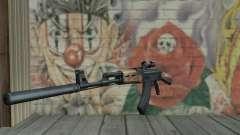 AK-47 Silencer для GTA San Andreas