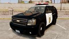 Chevrolet Tahoe 2007 LCHP [ELS] для GTA 4