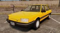 Renault 21 Nevada GTD
