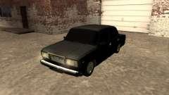 Ваз 2107 v1.2 Final для GTA San Andreas