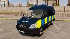 Mercedes-Benz Sprinter Police [ELS]