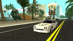 Buffalo HD для GTA San Andreas