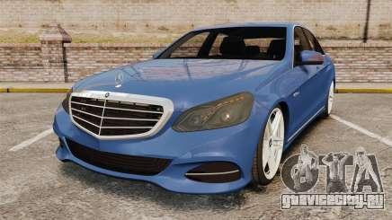 Mercedes-Benz E63 AMG 2014 для GTA 4
