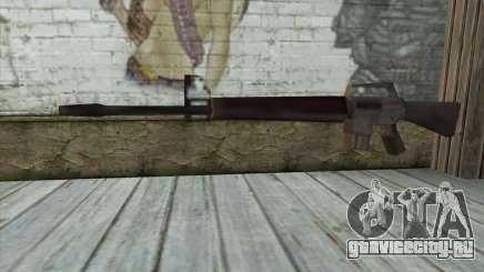 M16A1 для GTA San Andreas