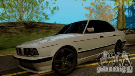 BMW 525 Re-Styling для GTA San Andreas