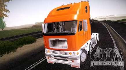 Freightliner Argosy 8x4 для GTA San Andreas