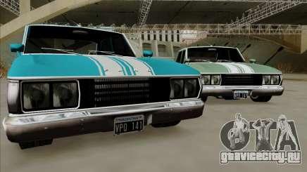 Ford Falcon Sprint 1972 для GTA San Andreas
