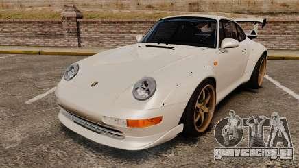 Porsche 993 GT2 1996 v1.3 для GTA 4