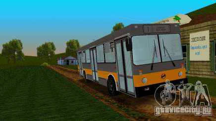 ЛиАЗ-5256 для GTA Vice City