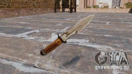 Нож Crysis 2 для GTA 4
