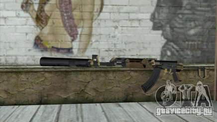 Silenced M70AB2 для GTA San Andreas