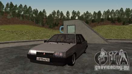 ВАЗ 21099 седан для GTA San Andreas