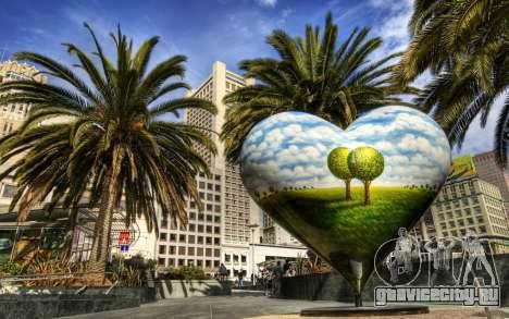 Загрузочные экраны San Francisco для GTA 4 восьмой скриншот