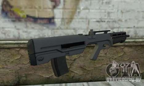 GTA V Advanced Rifle для GTA San Andreas второй скриншот