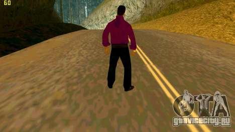Новая текстура shmycr для GTA San Andreas второй скриншот