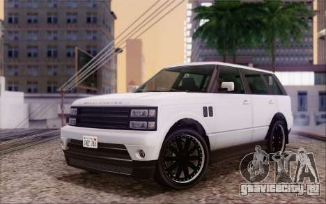 Tuned Gallivanter Baller из GTA V для GTA San Andreas