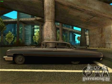 Cadillac Stella 1959 для GTA San Andreas вид слева