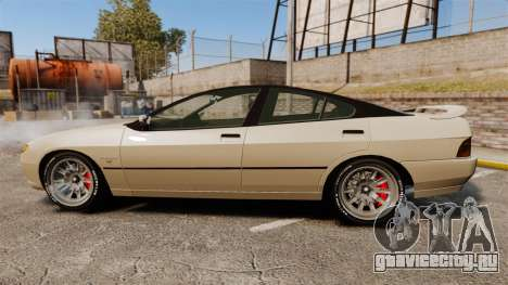 Imponte DF8-90 new wheels для GTA 4 вид слева