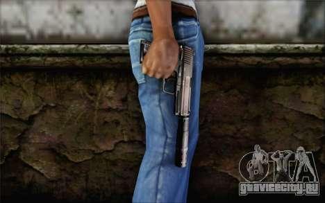 G17 pistol для GTA San Andreas третий скриншот
