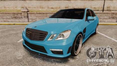 Mercedes-Benz B63 S Brabus для GTA 4