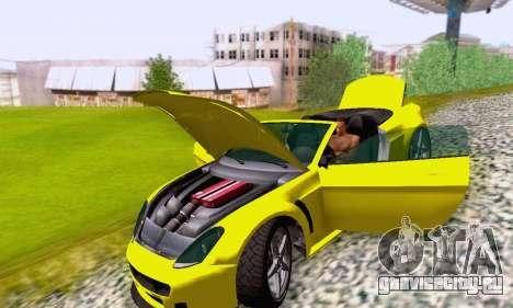 GTA V Rapid GT Cabrio для GTA San Andreas колёса