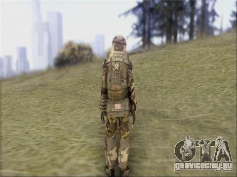 Солдат Китайской Народной Республики для GTA San Andreas четвёртый скриншот