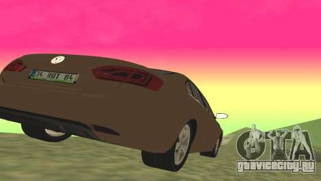 Volkswagen Jetta 1.4 2013 TSI Highline для GTA San Andreas